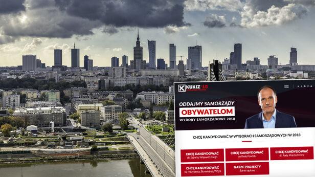 Przygotowania do wyborów w ruchu Kukiz'15 Shutterstock / samorzadyzkukizem.pl