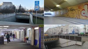 Podziemne przejścia opustoszały. Oddać artystom czy bezdomnym?