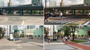 Szersze chodniki i ścieżki rowerowe. Będą zmiany w al. Jana Pawła II