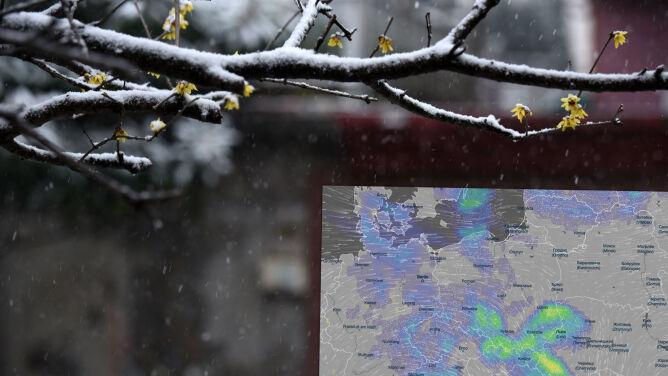 Ostatnie dni lutego z zimowymi opadami