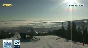 To już ostatnie chwile dla narciarzy (TVN24)